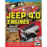 【预订】Jeep 4.0 Engines: How to Rebuild and Modify