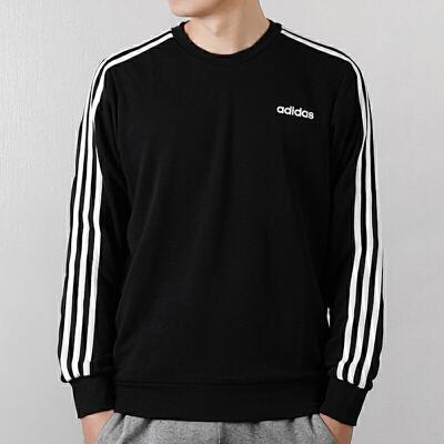 Adidas阿迪达斯 男装 运动休闲圆领卫衣套头衫 DQ3083 运动休闲圆领卫衣套头衫