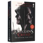 刺客信条 电影版 英文原版科幻小说 Assassin's Creed 电影同名小说 Christie Golden 育