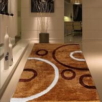 0717110637522加厚弹力亮丝图案地毯客厅现代简约茶几欧式沙发地毯卧室满铺床边