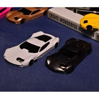创意iphone6s手机壳苹果7plus跑车造型8/8plus汽车支架个性男女