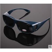 高清防护眼镜男士偏光近视太阳镜 开车司机镜夹片套镜女专业墨镜套镜