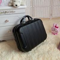 苏克斯时尚行李箱化妆包女旅行箱化妆箱拉杆箱小箱子14寸16寸