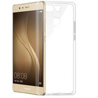 全国包邮浩酷华为P9手机壳透明超薄防摔硅胶保护套5.2标准高配版全包软壳