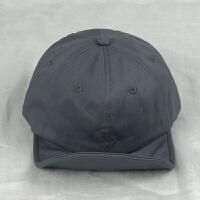 纯色卷边翻檐帽子潮男女休闲嘻哈棒球帽软沿鸭舌帽太阳帽 可调节