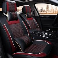 全新四季坐垫汽车座套全包SN2673 黑色 豪华版