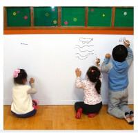 斯图牌 教学用白板贴纸 白板墙贴 送笔 涂鸦贴 墙纸 大尺寸