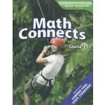 【预订】Math Connects, Course 3 Student Edition 9780078951398