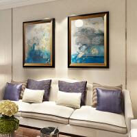 欧式客厅装饰画饰画沙发背景墙面挂画餐厅卧室玄关装饰画挂画