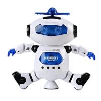 智能劲风炫舞者 跳舞机器人炫酷360度旋转2-3-4岁男女孩儿童玩具 抖音 官方标配