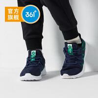 【4折到手价:111.6】361度童鞋 男童跑鞋儿童运动鞋休闲跑步鞋 2019年秋季新品N71834556
