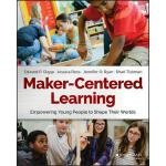 【预订】Maker-Centered Learning Empowering Young People to Shap