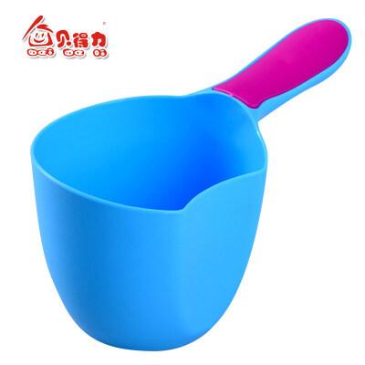 婴儿水勺宝宝浴桶洗头杯洗发杯戏水水瓢儿童水勺婴儿花洒婴儿浴桶
