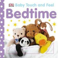 英文原版 DK触摸书:睡前时间 Bedtime (Baby Touch and Feel)