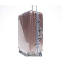 行李箱保护套拉杆箱套加厚耐磨无需脱卸透明箱套20/24/26/28/29寸