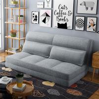 懒人沙发可折叠可拆洗榻榻米单人双人沙发椅卧室布艺沙发床