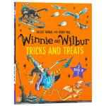 女巫温妮与黑猫威尔伯 糖果还是恶作剧 英文原版绘本 Winnie the Witch Winnie and Wilbu