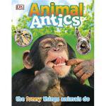 【预订】Animal Antics9781465434784