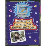 【预订】Reading and Learning from Informational Text97816