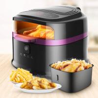 无油空气炸锅智能电炸锅大容量家用薯条机