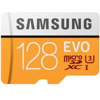 SAMSUNG/三星 128G手机卡 TF卡 MicroSD/SDXC高速存储卡 100M/S 内存卡 class10