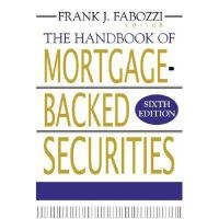 【预订】The Handbook of Mortgage-Backed Securities