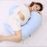 靠枕睡枕哺乳枕托腹U型枕孕妇枕头护腰侧睡枕抱枕