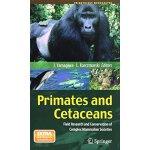 【预订】Primates and Cetaceans 9784431545224