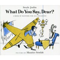 #What Do You Say, Dear ?亲爱的,你说什么?[4-8岁]