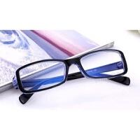 2018新品眼镜男女款防护眼睛平面平光镜蓝光手机电脑护目镜无度数平镜