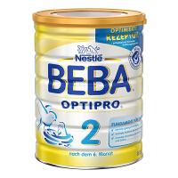 保税区直发 德国Nestlé雀巢BEBA贝巴婴幼儿奶粉2段(6-10个月)800g