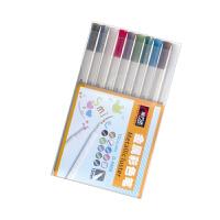金万年金属彩色笔油漆笔10色装记号笔照片涂鸦笔DIY相册笔