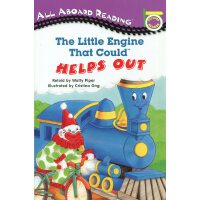 英文绘本 原版进口The Little Engine That Could Helps Out [3-8岁]