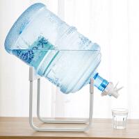 桶装水支架纯净水桶矿泉水抽水器 家用手压式水龙头饮水机压水器
