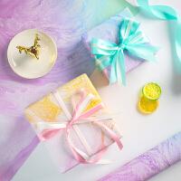 【悦光幻彩】款创意生日礼物包装纸礼品包书皮纸ins背景纸生日礼物节日礼盒情人节礼品简约包装纸