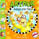 Arthur Jumps into Fall 亚瑟小子的秋天(亚瑟小子图画故事书) ISBN 0316057752