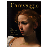 Caravaggio Complete Works 卡拉瓦乔完整作品 意大利画家 巴洛克画派 艺术绘画书籍