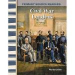 【预订】Civil War Leaders