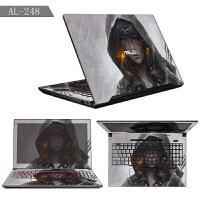 免裁剪笔记本电脑炫彩贴膜联想Y400/Y410P/Y430P外壳保护膜贴纸