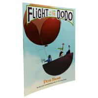 英文原版 Flight of the Dodo [平装] [3-8岁]