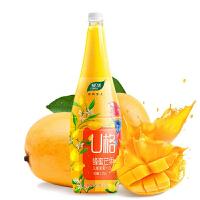 悦活U格蜂蜜芒果果汁饮料1250ml*6