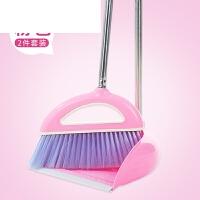 扫把簸箕套装组合家用软毛刮水器地刮卫生间扫地魔法扫帚