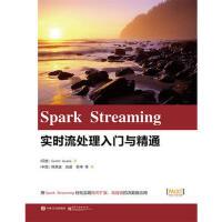 spark streaming 实时流处理入门与精通