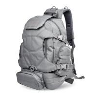背包男07军包大容量战术双肩包特种兵背囊迷彩登山包双肩男 55L