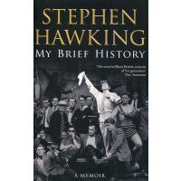 现货英文原版 我的人生简史 My Brief History 霍金自传回忆录 史蒂芬霍金个人自传 名人传记 进口原版书籍