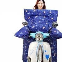 冬季 防水保暖电动车挡风被 电瓶踏板摩托骑车大厚防风护膝