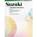 【预订】Ensembles for Cello, Vol 4