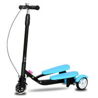 儿童踩踏车滑板车3-5-6-15岁宝宝蛙式三轮剪刀男女脚踏摇摆车