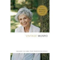 英文原版 Vintage Munro: Nobel Prize Edition 爱丽丝门罗 诺贝尔文学奖