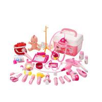 小医生玩具套装宝宝打针听诊器3-4-5-6岁过家家女孩工具男孩